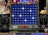 Play Keno at Golden Palace Casino