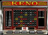 Play Keno at Palace of Chance