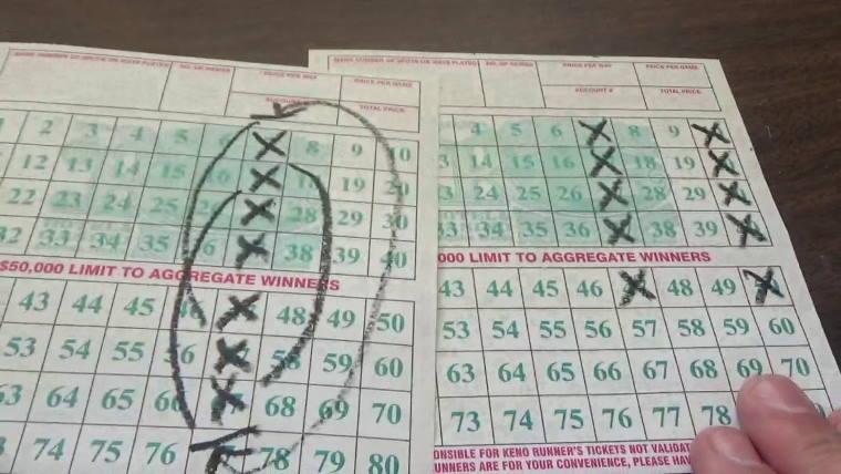 Casino Keno Gambling