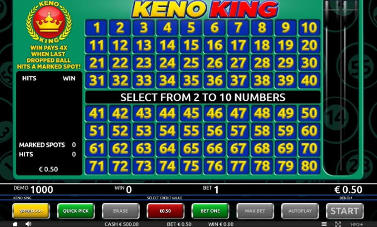 Keno Gambling Guide
