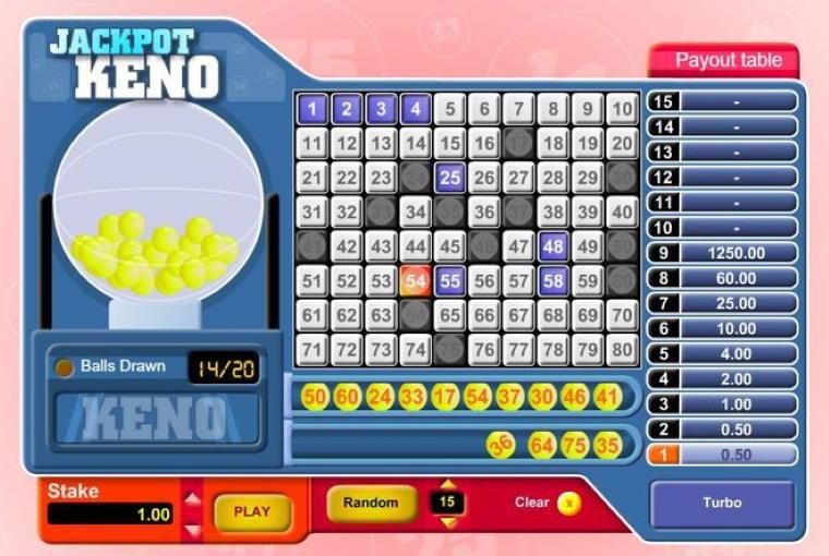 Online Keno Guide
