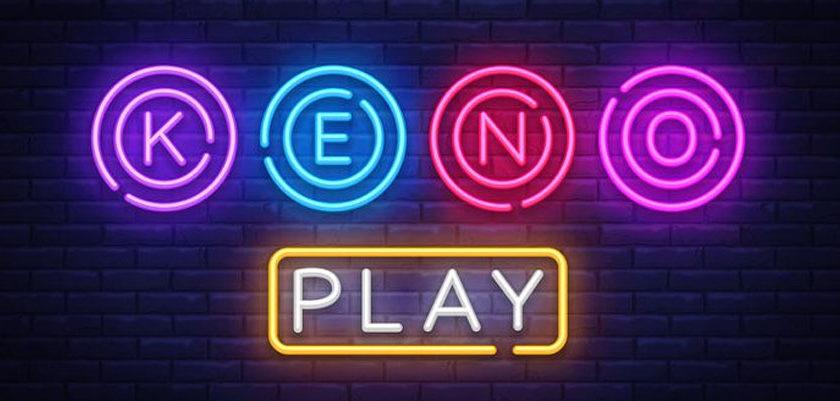 keno play